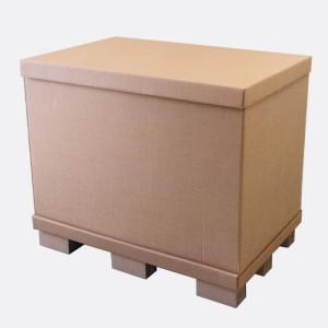 Paletový box